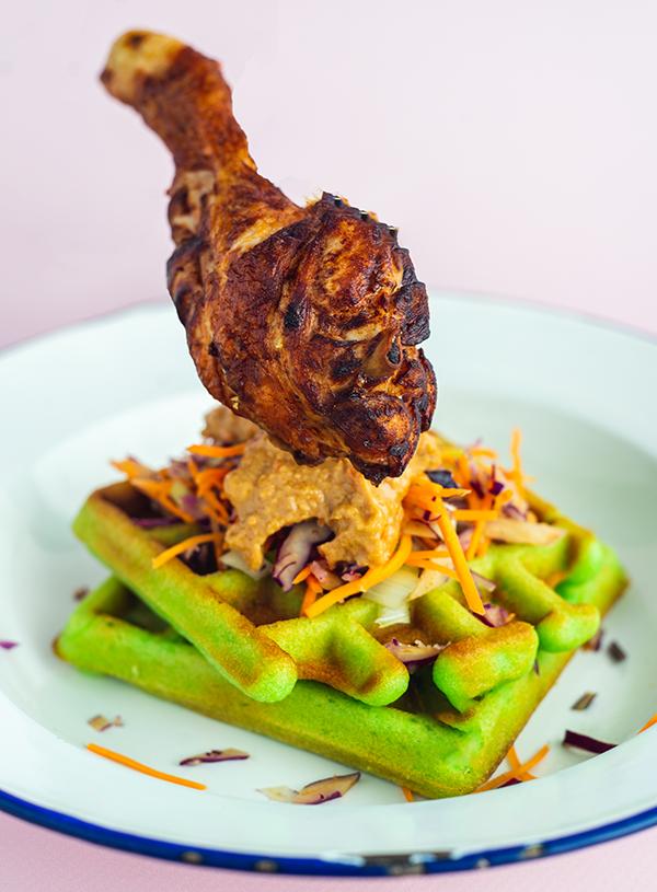Gado Gado - Indonesische Salade | Vette Sletten Foodblog
