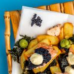 Japanse Kapsalon met Huisgerookte Zalm - Vette Sletten Foodblog